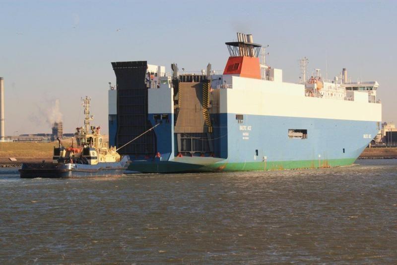 Šiaurės jūroje susidūrus dviem laivams žuvo 4 žmonės, 7 dingo