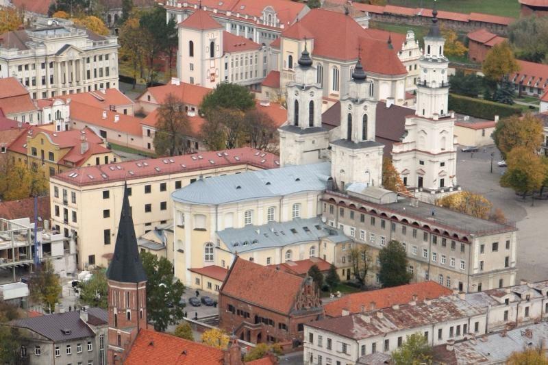 Kaunas   sužavėjo  baskų  žurnalistus