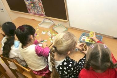 Šešių Kauno lopšelių-darželių modernizavimui skirtas finansavimas