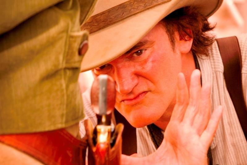 Q. Tarantino nemėgsta skaitmeninių technologijų