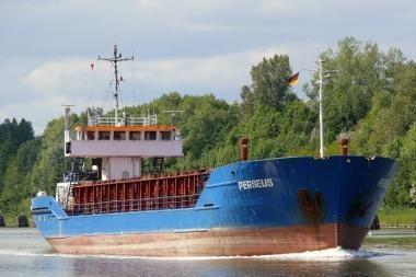 """Atšauktas Lietuvos laivo """"Perseus"""" sulaikymas"""