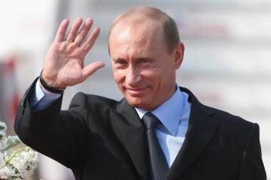 Lietuvos diplomatas tikisi, kad V.Putinas atvyks į Lietuvą