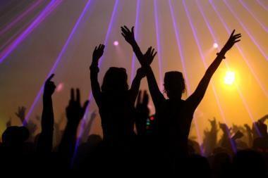 Dvasių pilną naktį - vakarėlis padangėse