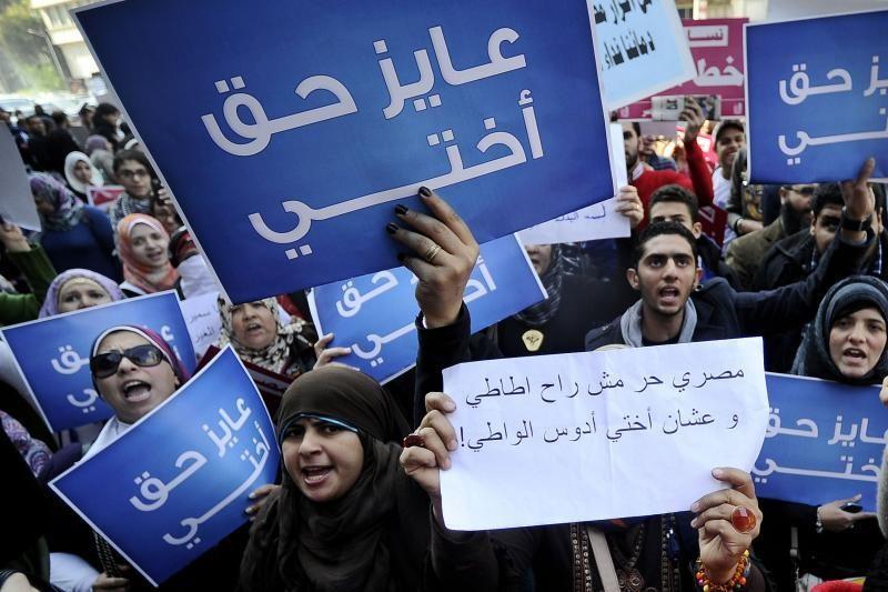 Egipte baigėsi nepaprastosios padėties laikas
