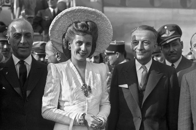 Evos Peron legenda gyva ir praėjus 60-čiai metų po jos mirties