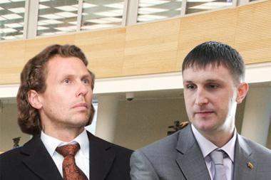 Seimas apsispręs, ar pradėti apkaltos procesus A.Sacharukui ir L.Karaliui