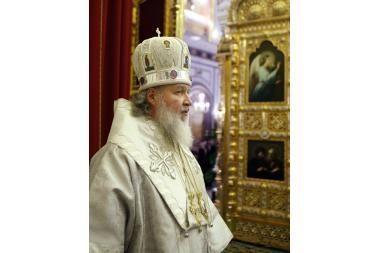Ortodoksams laikinai vadovaus metropolitas Kirilas