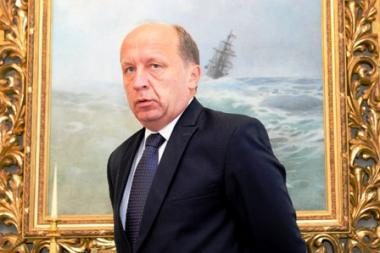 A.Kubilius: Lietuva neatmeta elektros importo mokesčio įvedimo