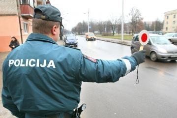Lietuvoje atkuriama Kelių policija
