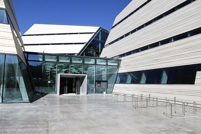 Naujame centre – modernios technologijos ir rezervuojamos vietos
