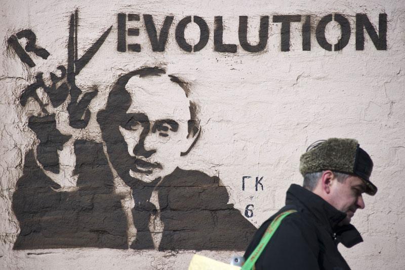 V.Putinas ragina rusus turėti daugiau vaikų
