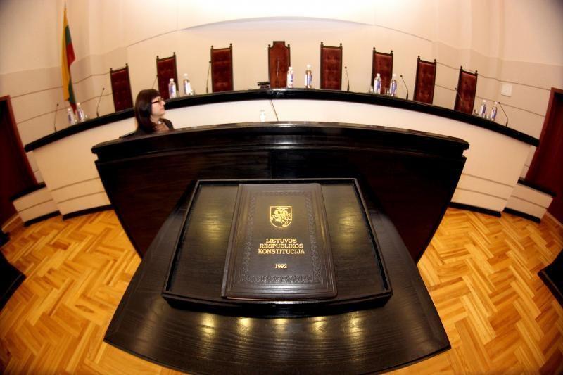 Parlamentarai KT skundžia valstybės įmonių reformą