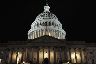 JAV Senatas pritarė 700 mlrd. dolerių planui
