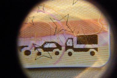 Šventojiškis pateikė suklastotą vairuotojo pažymėjimą