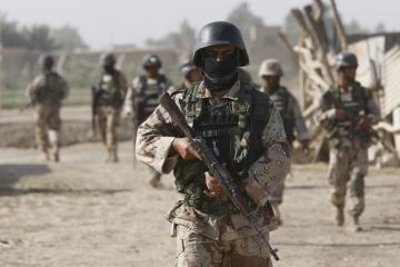 Irake per du sprogimus žuvo beveik 40 žmonių
