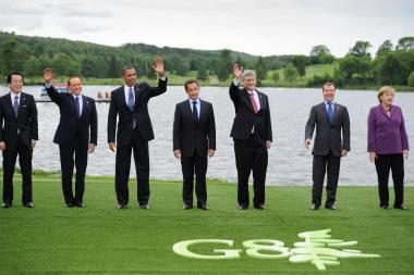 Didžiojo aštuoneto lyderiai tarsis dėl branduolinių programų pavojų