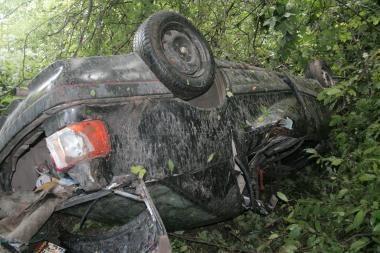 Naktį per avariją žuvo 22-ejų metų jaunuolis