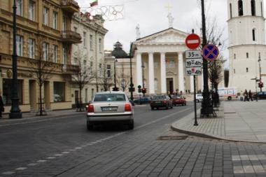 Iki rugsėjo pabaigos Vilniaus centre - nemokamas internetas