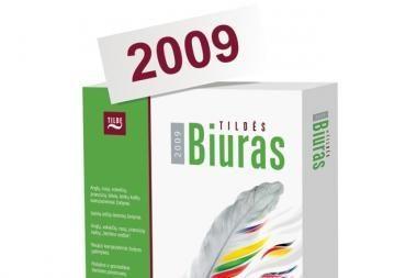 """""""Tildės Biuras 2009"""" stabiliai veiks ir """"Windows 7"""" aplinkoje"""