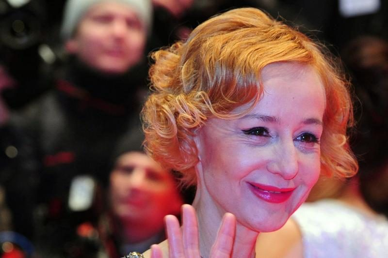 Mirė garsi Vokietijos aktorė, Michaelio Haneke mūza Susanne Lothar