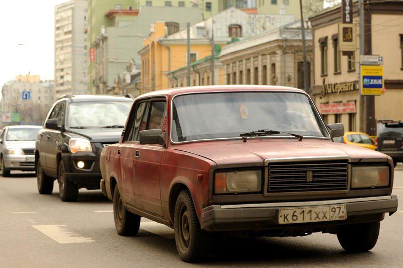 """Rusijoje nebebus gaminami klasikinio 1982 metų modelio """"Žiguliai"""""""