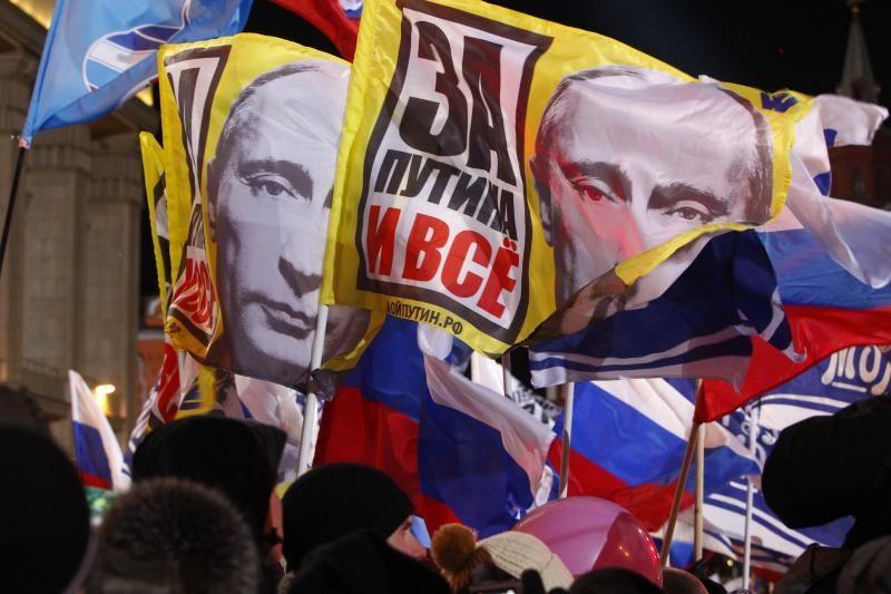 Didėjant nepasitenkinimui dėl Sirijos, V.Putinas keliaus po Europą