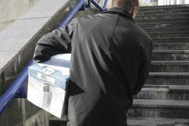 Pažyma apie S.Skrinską liko pusiau slapta, teismo sprendimas - gruodžio viduryje