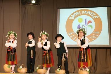 """Prasideda """"Dainų dainelės 2010"""" finaliniai koncertai"""