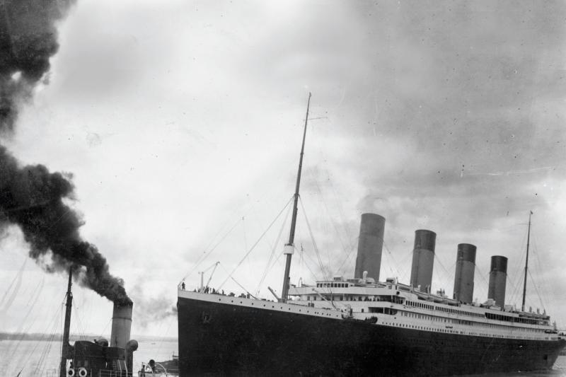 """Australų milijardierius ketina pastatyti """"nepaskandinamą"""" """"Titaniką"""""""