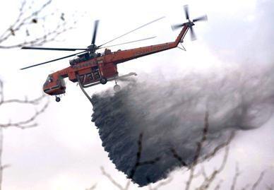 Rodo salą niokoja gaisras