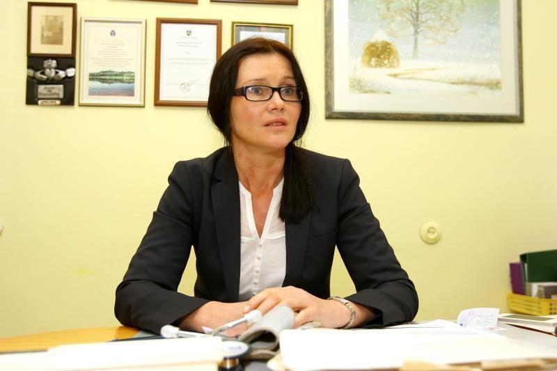 N.Venckienės elgesį Garliavos klinikoje vertins Teisėjų komisija