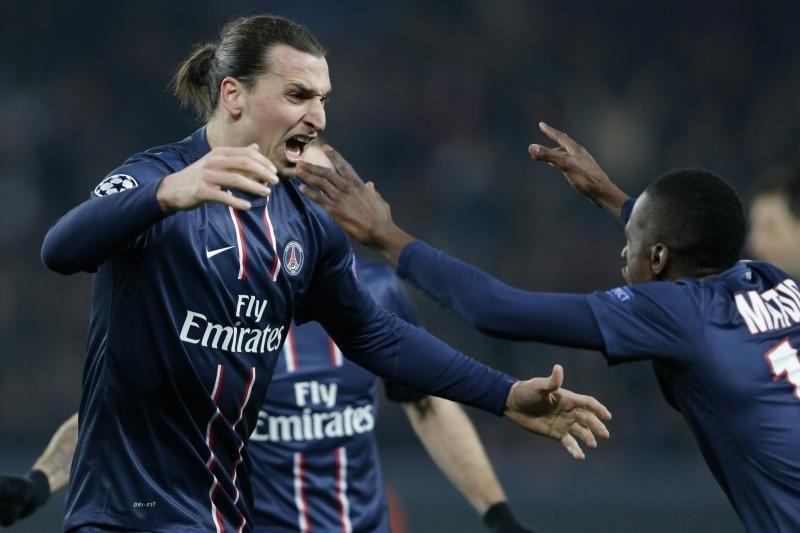 Z. Ibrahimovičius Paryžiaus klubo nepaliks ir žais kartu su E. Cavani