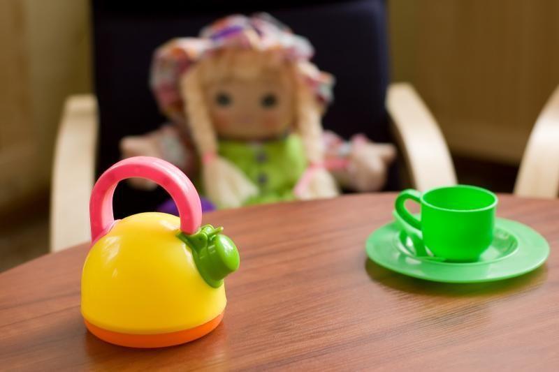 Vaikų darželiuose - draudžiami maisto produktai ir jų priedai