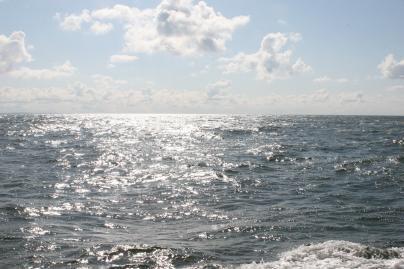 Jūra ir vėl nori aukų