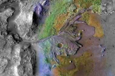 Patvirtinta tiesa: Marse buvo vandenynas