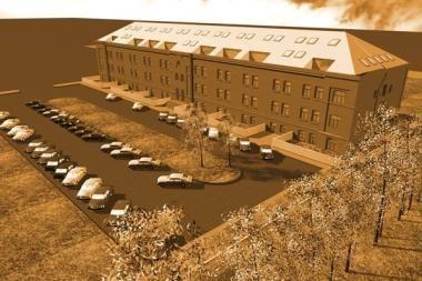 Kauniečiams siūlo daugiau vieno kambario butų