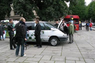 """Kauniečių """"Renault Espace"""