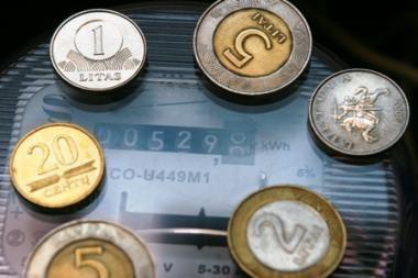 VST: už sausį suvartotą elektros energiją atsiskaitoma pagal naujus tarifus