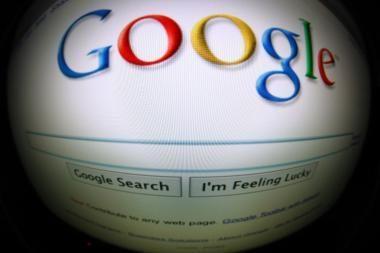 """Įsilaužimas į """"Google"""" privertė susirūpinti"""