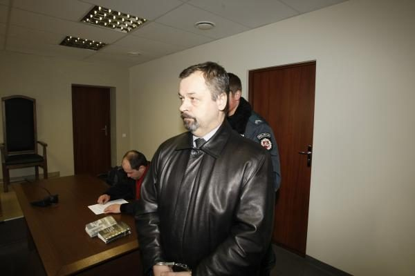 Klaipėdos antstolio A.Zenkevičiaus byla perduota teismui