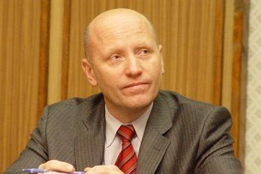 R.Palaitis siūlo įteisinti tiesioginius mero rinkimus