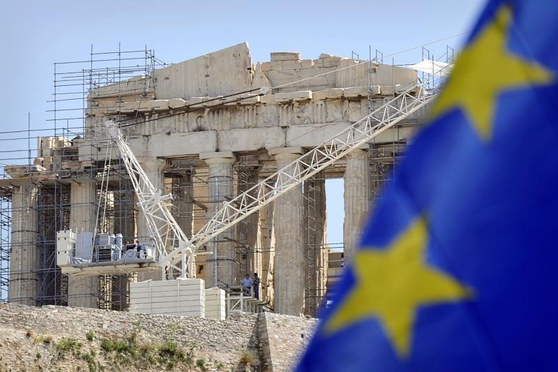 Graikų kairieji žada siekti anuliuoti susitarimą su ES ir TVF