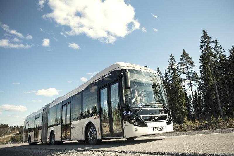 Keleiviams - švediškas žemagrindis hibridas