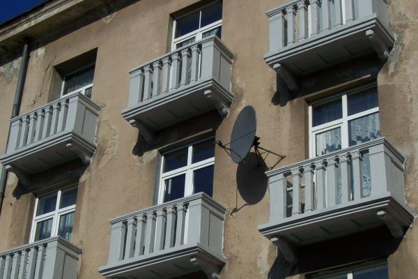 Marijampolėje vyras užsimušė iškritęs iš balkono?