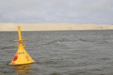 Nidiškiai žvejybiniu botu neteisėtai įplaukė į Rusijos vandenis