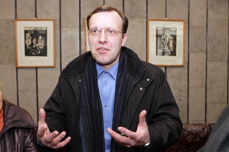 N.Puteikiui uždraudė eiti vadovaujamas pareigas partijoje