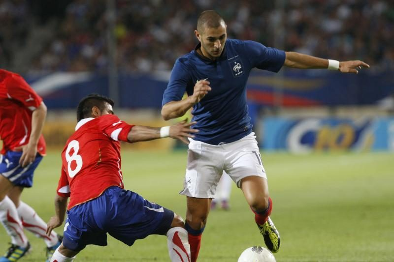 K.Benzema tapo Prancūzijos metų futbolininku