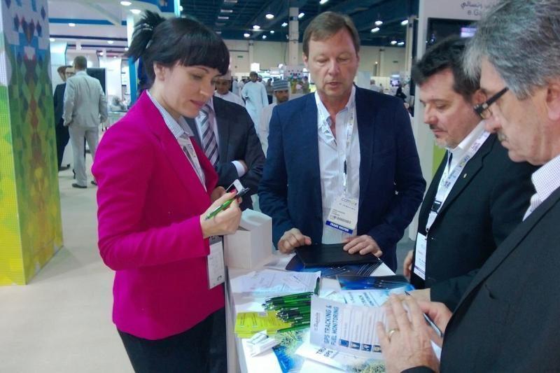 IT parodoje Omane – ir įmonės, ir universitetai iš Lietuvos