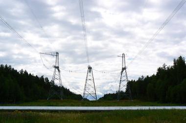 Lietuvos elektrinėje - naujas įrengimas