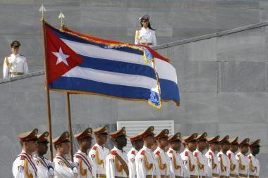 Komunistinė Kuba paleis 52 politinius kalinius